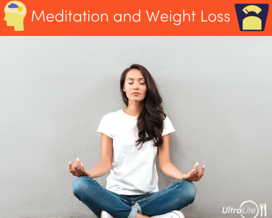 Meditation and weight loss - Blog
